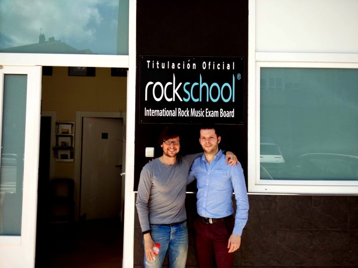 En LEM con Rhys Mathews (Rockschool)